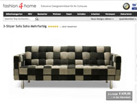 Ecksofa bei Fashion4home